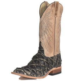 Anderson Bean Brown Raven Big Bass Boots - Tener's Exclusive
