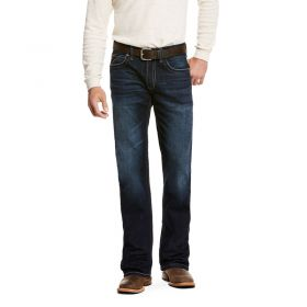 Ariat M5 Ralston Slim Fit Straight Leg Stretch Jeans