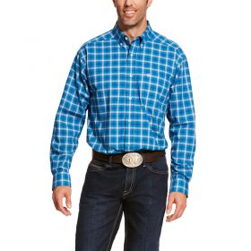 Ariat Pro Series Bandwell Stretch Classic Fit Shirt