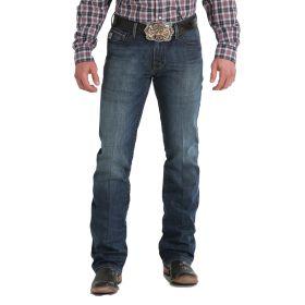 Cinch Men's Ian Dark Slim Fit Bootcut Jeans