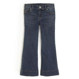Wrangler Girls Flare Trousers - 09GWWDI