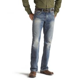 Ariat Gambler M5 Slim Stackable Straight Leg Jeans