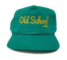 OLD SCHOOL TRUCKER GREEN