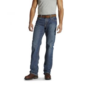Ariat FR M4 Low Rise Boot Cut Flame Resistant Jeans