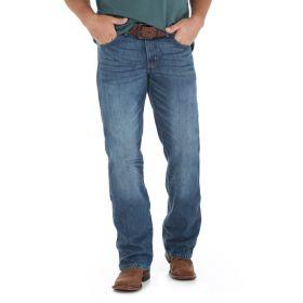 Men's Wrangler Retro Relaxed Fit Bootcut Jeans - True Blue