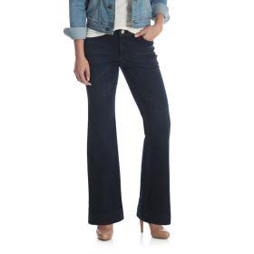 Women's Wrangler Retro Mae Wide Leg Trouser Jeans