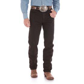 Wrangler 13MWZ Cowboy Cut Original Fit Jeans - Brown