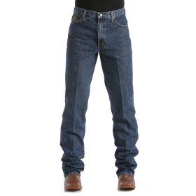 Cinch Men's Dark Stonewash Green Label Jeans