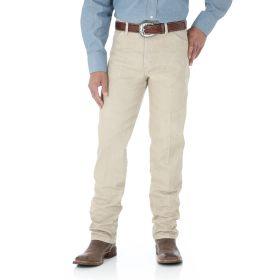 Wrangler Mens' Tan Original Fit Cowboy Cut Jean 13MWZTN