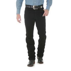 Wrangler Black 936 Cowboy Cut Slim Fit Jeans