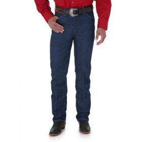 Wrangler Mens' Slim Fit Cowboy Cut Jeans-Rigid 936DEN