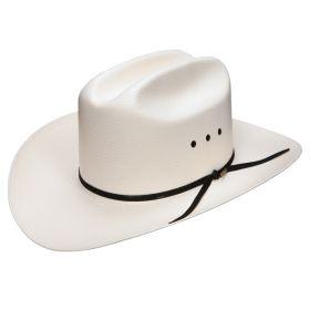 Resistol 10X Cattleman w/ Eyelets Straw Hat