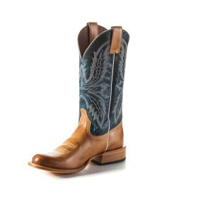 Horse Power by Anderson Bean Mens Golden Haystack Boots
