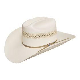 """Resistol Wildfire Straw Hat 4.25"""" Brim"""