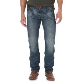 Wrangler Mens' Retro Slim Straight Jean 88MWZDK