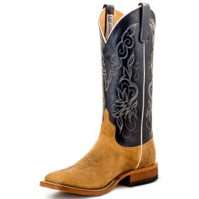 Anderson Bean Distressed Bison Boots S1107
