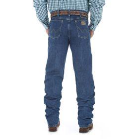 Wrangler Mens' Premium Performance Advanced Comfort Regular Fit Cowboy Cut Jean 47MACMT