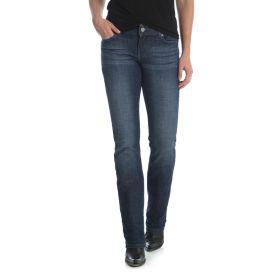 Wrangler Women's Straight Leg Jean - DS Wash